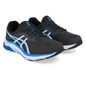Confiar Bandido Musgo  Asics Para Hombre Gel-Pulse 11 Running Zapatos Zapatillas Sneakers-Negro  Deportes   eBay