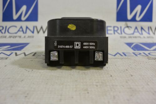 31074-400-57 SQUARE D 480 Volt Starter and Contactor Coil  3107440057