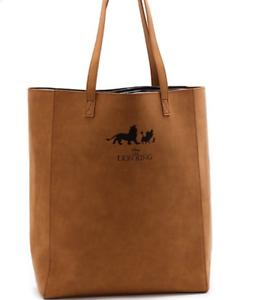 Disney Lion King Tote Bag New
