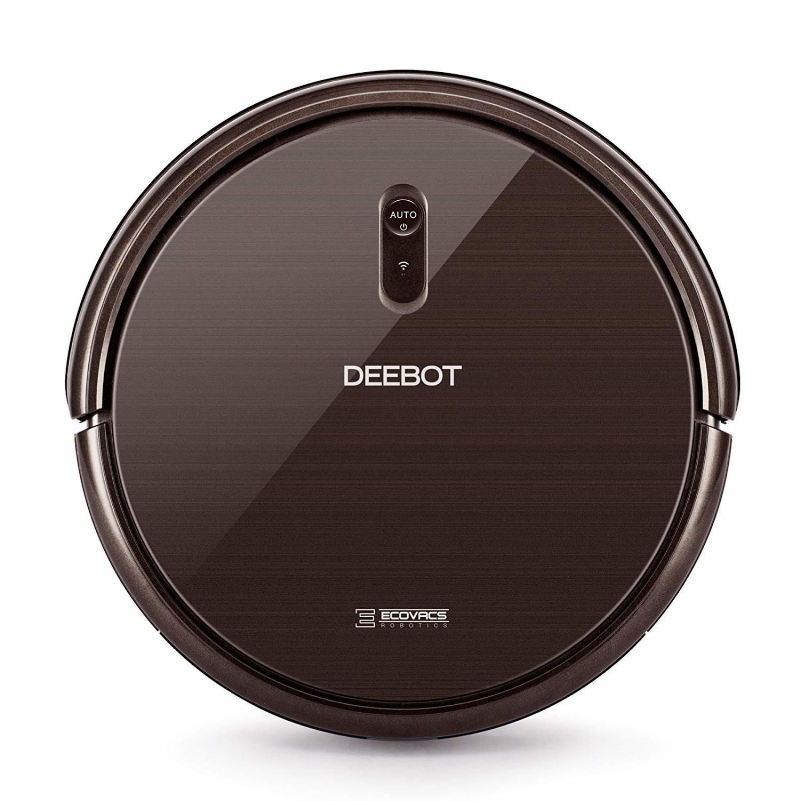 Ecovacs Deebot N79S Robot Vacuum Cleaner - Brown