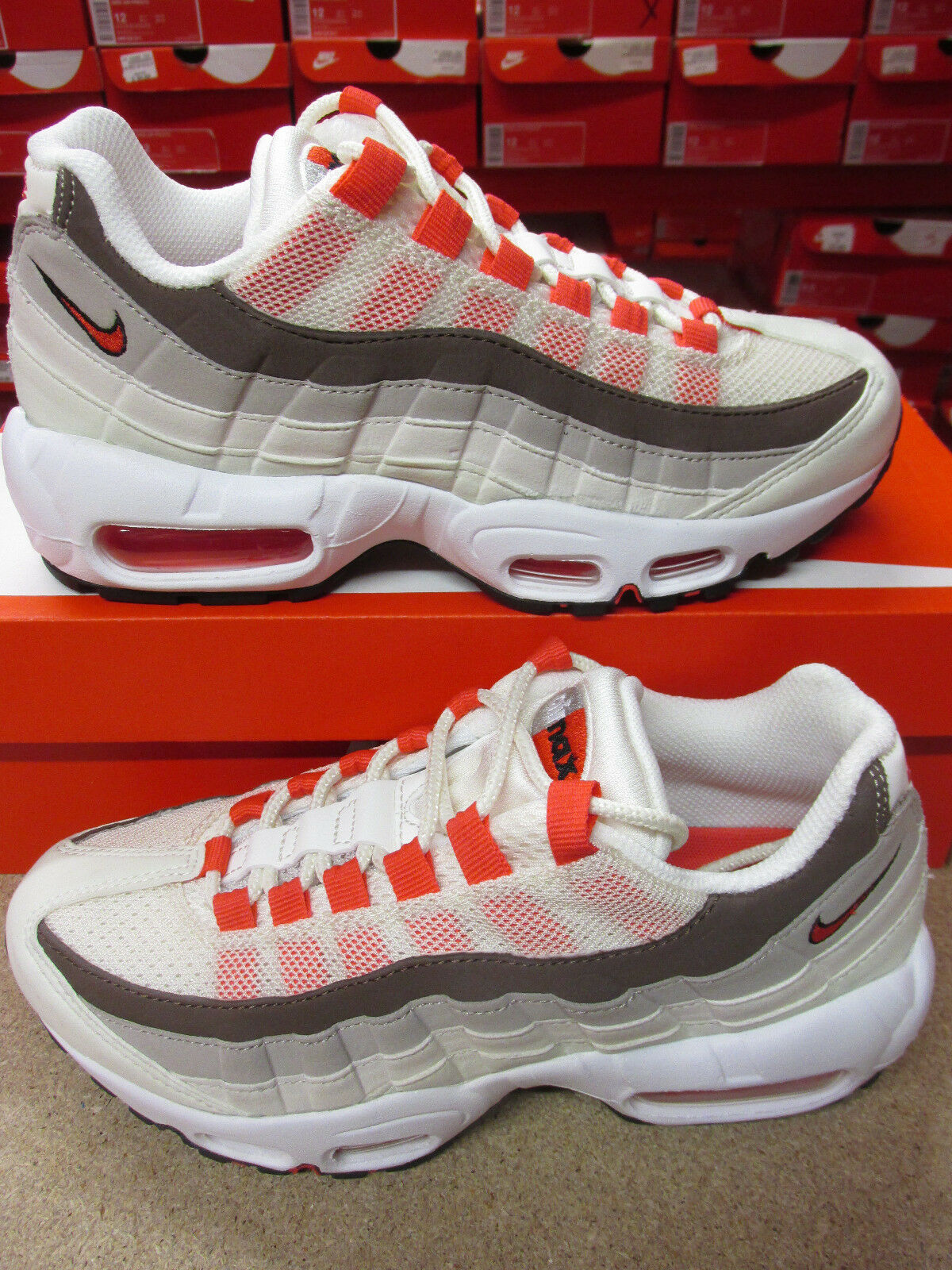 nike womens air max 95 running trainers 307960 102 sneakers shoes