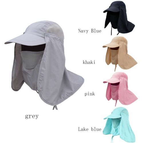 Quality Hot Face Sport Neck UV Cap Men Sun Protection Hat Flap Fishing Outdoor