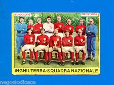 Nuova CALCIATORI PANINI 1966-67 - Figurina-Sticker - INGHILTERRA SQUADRA -New