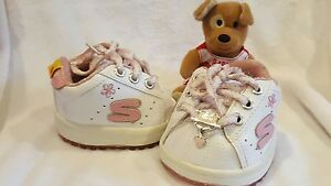 Build A Bear Skechers Sneakers With Charms