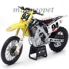 NEW RAY 57747 SUZUKI RM-Z 450 #94 DIRT BIKE MOTORCYCLE 1/12 KEN ROCZEN