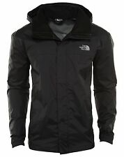 North Face Resolve Mens A2VD5-KX7 Black DryVent Waterproof Rain Jacket Size 3XL