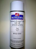 Mohawk Finishers Choice Clear Nitrocellulose Lacquer, Gloss,satin, Flat, Sealer