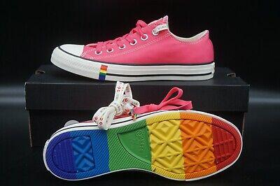 Converse PRIDE Chuck Taylor All Star Low Rosa Pink Damen 37 38 39 40 Regenbogen | eBay