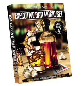 Executive Bar Magic Set-afficher Le Titre D'origine Ifooj5no-07162547-928267603