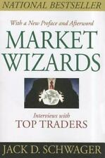 Market Wizards : Interviews with Top Traders by Jack D. Schwager (2012, Paperback, Revised)