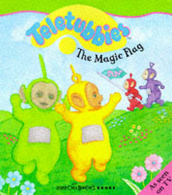 Teletubbies and the Magic Flag by Andrew Davenport, Acceptable Book (Paperback)