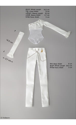 Mise en Set White Dollmore MSD