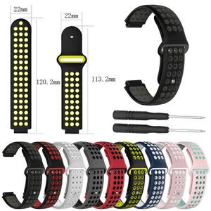 Bracelet-Remplacement-Silicone-Montre-Garmin-Forerunner-220-230-235-620-630-735