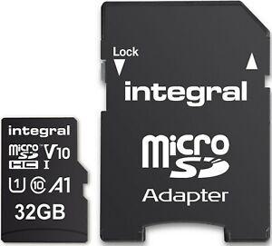 32GB-Micro-SD-Card-MEMORY-TF-U1-For-Mobile-Tablet-Camera-Dash-Cam-Sat-Nav-100MBs