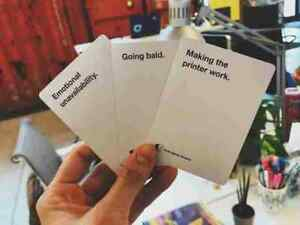 Dad Pack Expansion Cards Against Humanity
