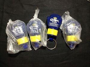 4 corona extra beer boxing glove bottle opener keychains ebay. Black Bedroom Furniture Sets. Home Design Ideas