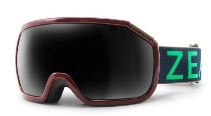 NEW Zeal Fargo Forest Polarized Polarized Polarized Spherical Uomo Ski Snowboard Occhiali Msrp 200 8891f5