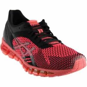 ASICS-Gel-Quantum-360-Knit-Running-Shoes-Casual-Running-Shoes-Black-Womens