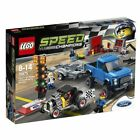 Lego Speed Champions 75875 Ford F-150 Raptor Ford Model a Hot Rod