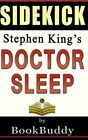 Book Sidekick Doctor Sleep The Shining by Bookbuddy 9781495244834