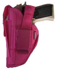 Pink Hand Gun Holster 4 Kimber Ultra Carry II 3 inch barrel