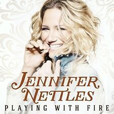 Jennifer Nettles - Playing With Fire [New CD]