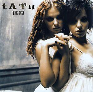 T-A-T-U-THE-BEST-CD