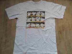 RAFFLES-HOTEL-cooles-Shirt-mit-Druck-Cocktail-Shaker-Gr-XL-TOP-BSu1116