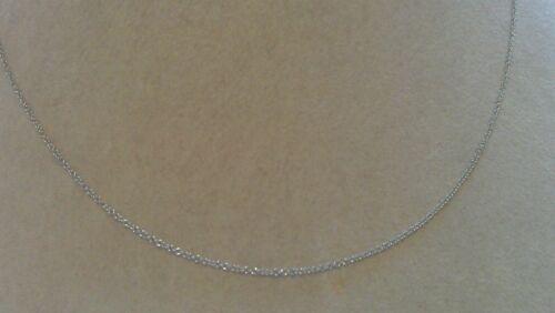 environ 45.72 cm 1.6 G 14K Lien Gold Rolo Design Chaîne//collier 18 In