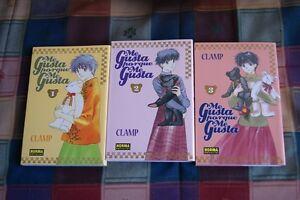 Me-gusta-porque-me-gusta-Clamp-Soujo-Manga-en-espanol