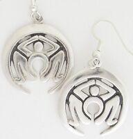 Dula Midwife Jewelry Receptivity And Birthing Earrings Sterling Earrings E30