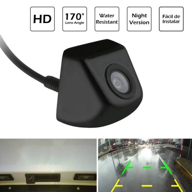 170° Impermeable Cámara de Marcha Atrás Visión Trasera IR LED para Coche