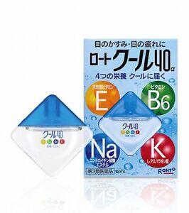 Rohto-Cool-40a-Alpha-12ml-Vitamin-Eye-Drops-Eyedrops-from-Japan