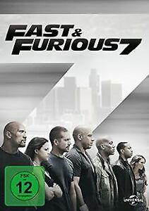 Fast-amp-Furious-7-von-Wan-James-DVD-Zustand-gut