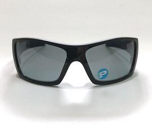 Oakley Sunglasses * Batwolf 9101-04 Matte Black w/ Grey Polarized COD PayPal