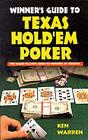 Winners Guide to Texas Hold 'em Poker by Ken Warren (Paperback, 1997)