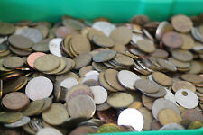 One Pound Bag Foreign World Coins MIXED!!