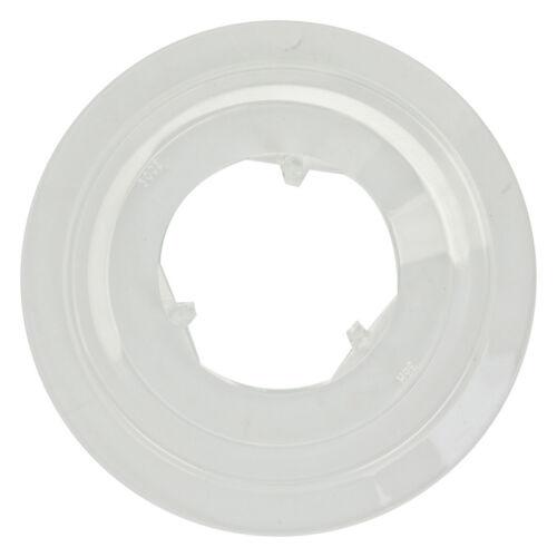 "Sunlite Bicycle Rear Wheel Spoke Protector 5.5/"" Fh 36H Clear Yf-Fh30"