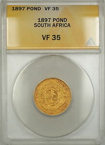 1897-South-Africa-Pond-Gold-Coin-ANACS-VF-35