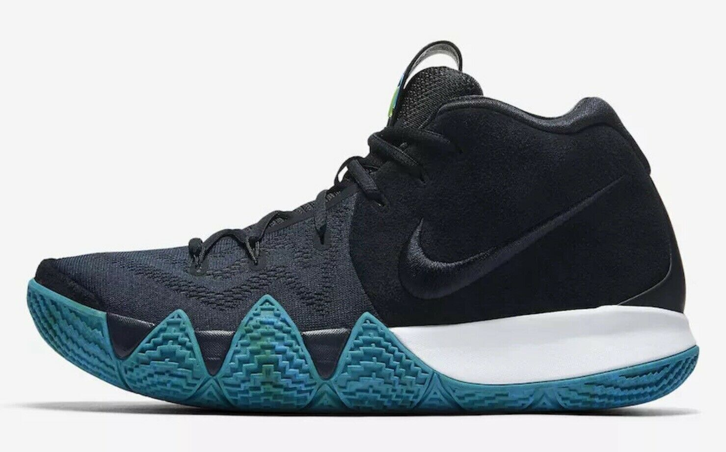 Nike Kyrie 4 IV Think Twice Men's shoes Obsidian bluee 943806-401 Size 11 NIB