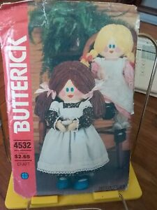 Oop-Butterick-Crafts-4532-23-034-rag-dolls-amp-clothes-UNCUT