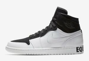 1be176b6ea67 Nike Air Jordan 1 Equality BHM QS size 13. Black White. AQ7474-001 ...