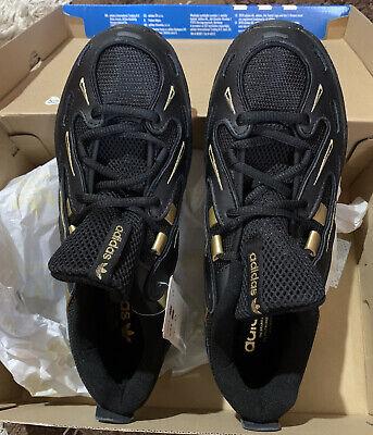 Adidas EQT Gazelle Black Gold Authentic Size 7)Women's Inspired Shoes - EG5660 192616220061 | eBay