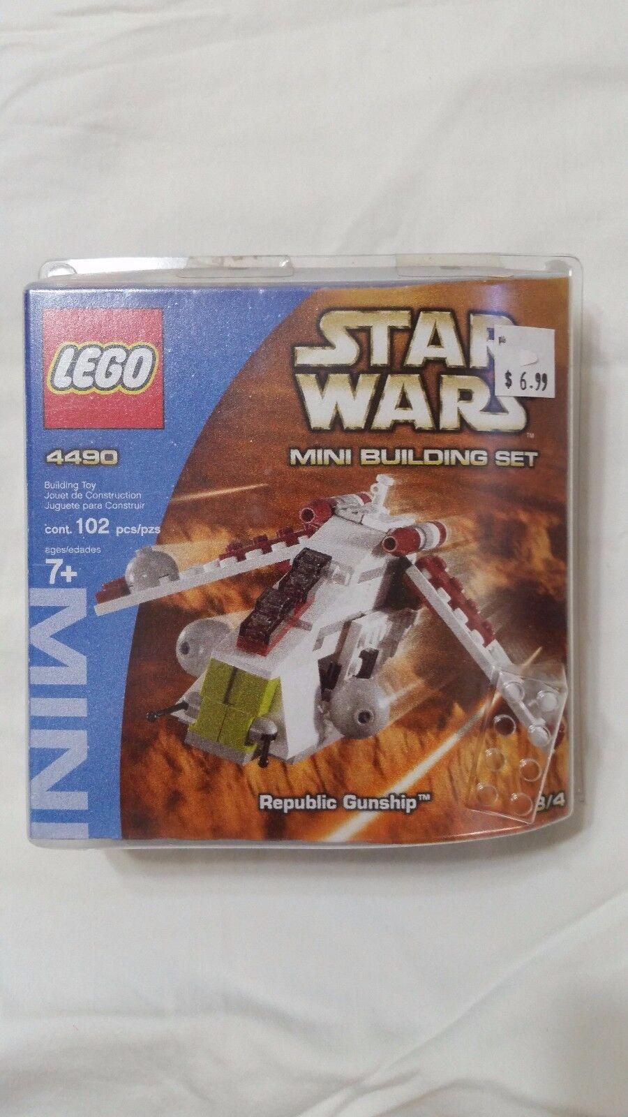 LEGO Star Wars Mini Building Set 4490 - Republic Gunship Christmas is coming