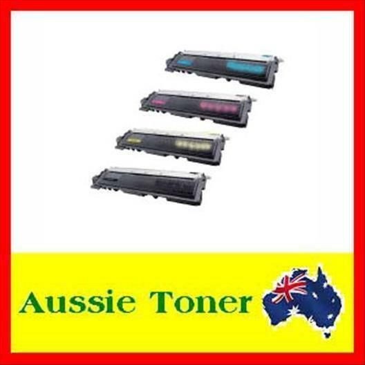 4x TN-240 Toner Cartridge for Brother HL3040/3070/DC​P9010/9120CN/93​20