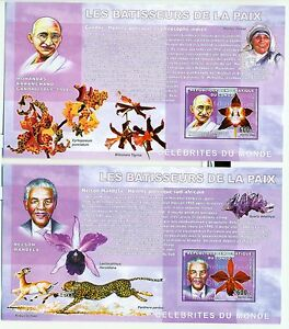 PERSONNALITES-amp-ORCHIDEES-PERSONALITIES-amp-ORCHIDS-CONGO-2006-blocks-imperf