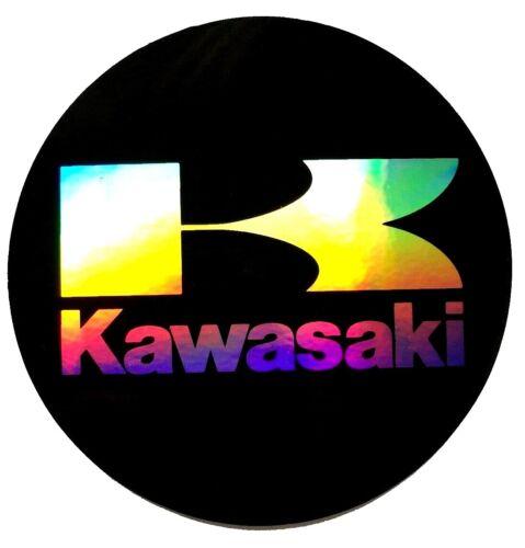 """Kawasaki 3.5/"""" Sticker Decal Car 3D Reflective Window Bike Motorcycle Racing"""