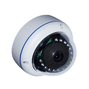 2.0MP AHD 1080P Camera Security 180 Degree Wide Angle Fish eye Dome IR HD camera