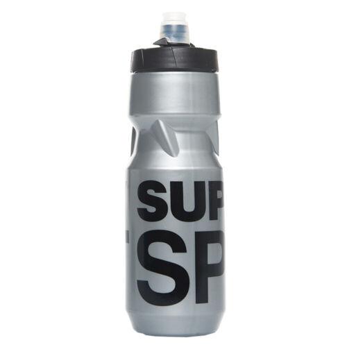 Silver BNWT Superdry NEW Women/'s Sports Plastic Bottle