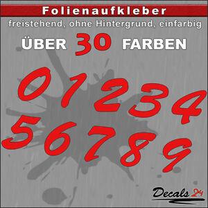Z3-H-7-50cm-Ziffern-Zahlen-Aufkleber-0-9-Schild-Briefkasten-Nummern-Preis